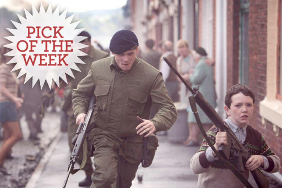 """Inside the Troubles of """"'71″: This Belfast war thriller is (almost) an Iraq war movie in disguise"""