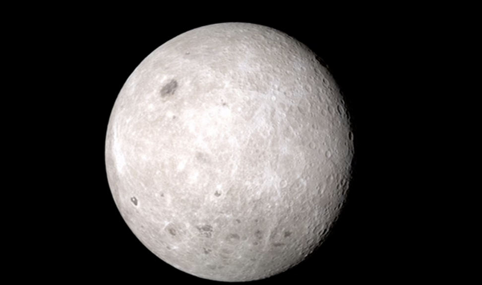 Incredible NASA animation reveals the dark side of the Moon