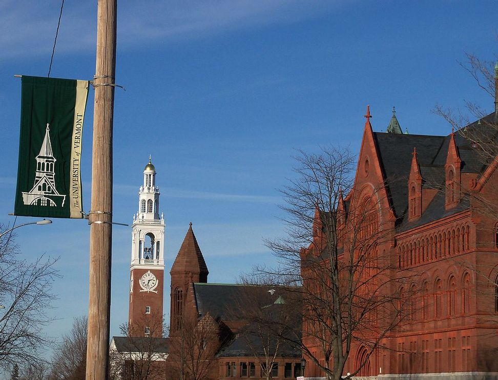University of Vermont officially recognizes neutral third gender