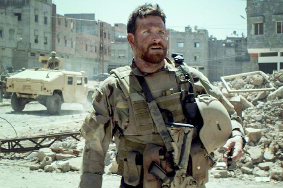 "America loves its war porn: ""American Sniper"" and the Hollywood propaganda machine | Salon.com"