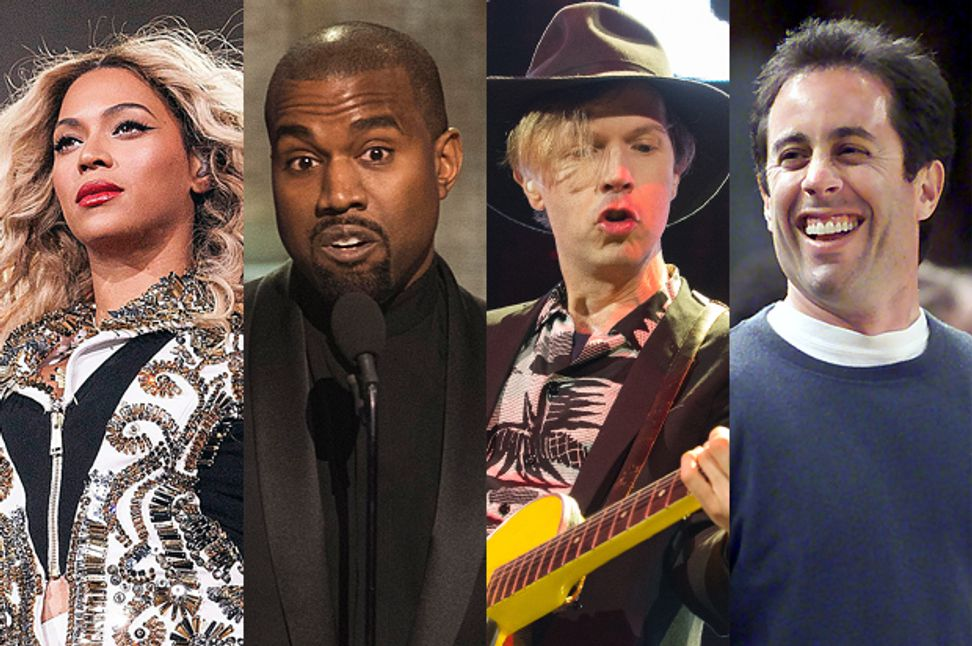"""Kanye West vs. white mediocrity: The real story behind Beck, Beyonce and """"SNL"""" 40 