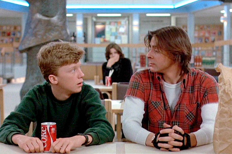 """There's nothing to do when you're locked in a vacancy: """"The Breakfast Club"""" and the luxurious intimacy of uninterrupted time   Salon.com"""