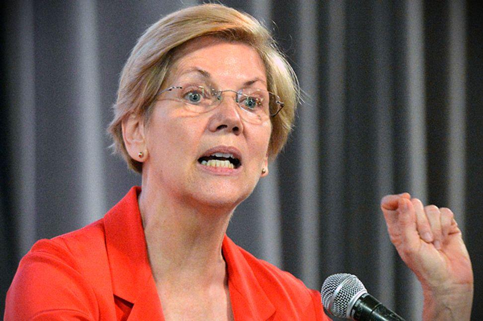 Elizabeth Warren: Americans aren't represented by their politicians