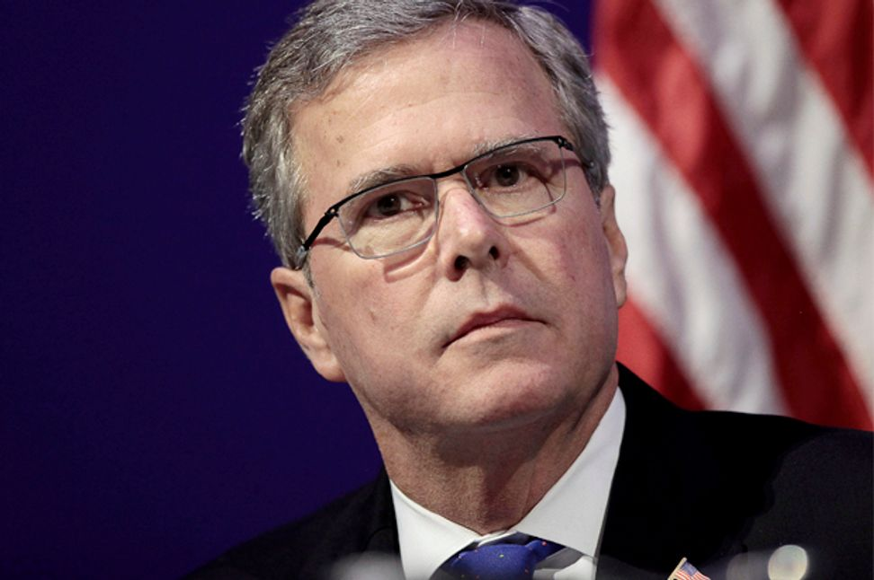 Jeb's ugly Iraq revisionism: Laying the failure of his brother's war on Obama