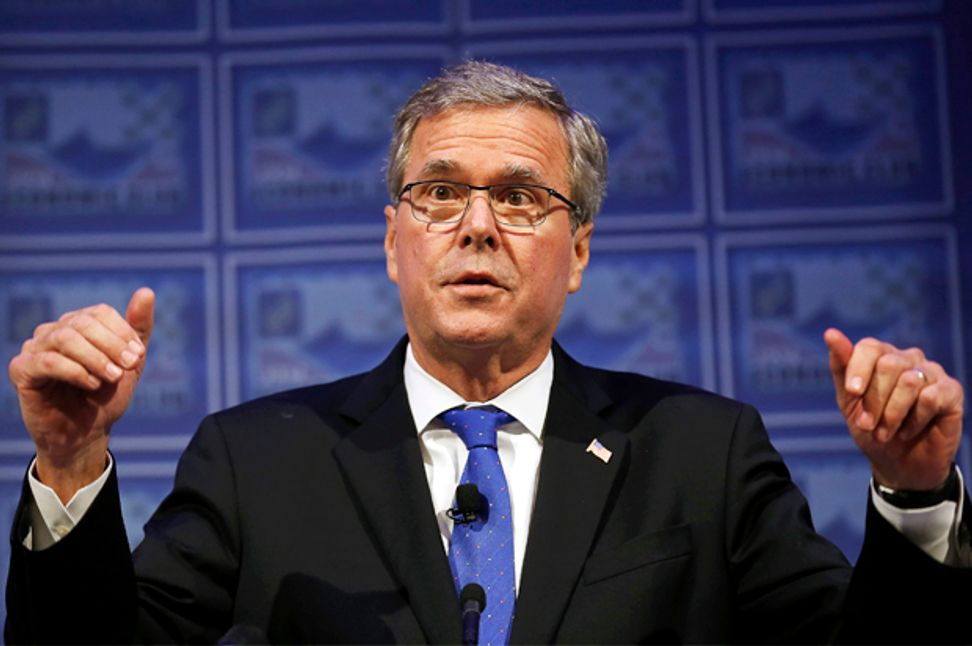 """Shocking and awful: """"Own man"""" Jeb Bush sounds as ill-informed on foreign policy as his brother"""