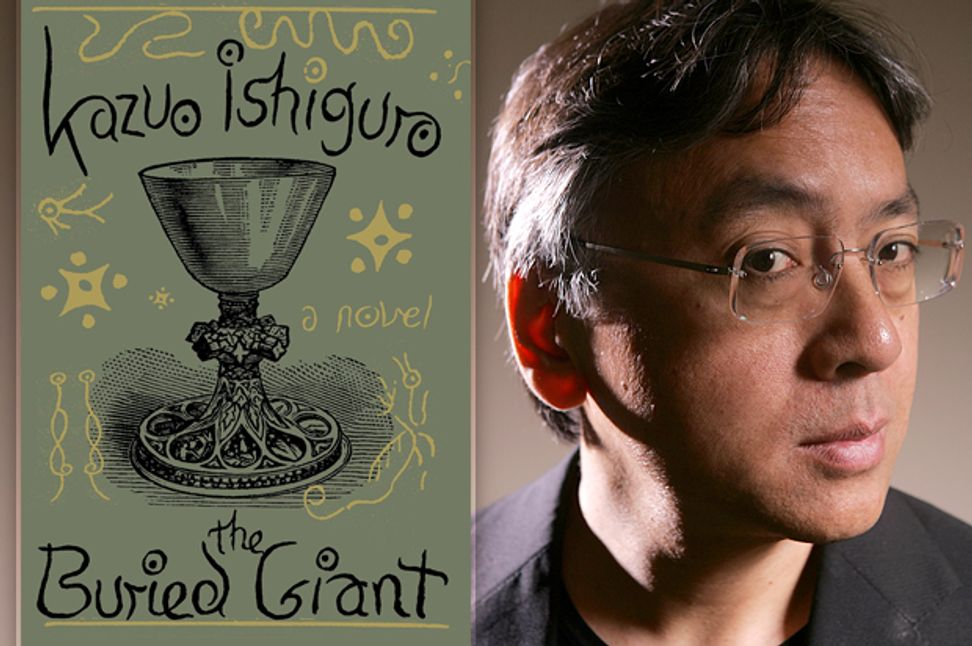 """Dragons aside, Ishiguro's """"Buried Giant"""" is not a fantasy novel"""