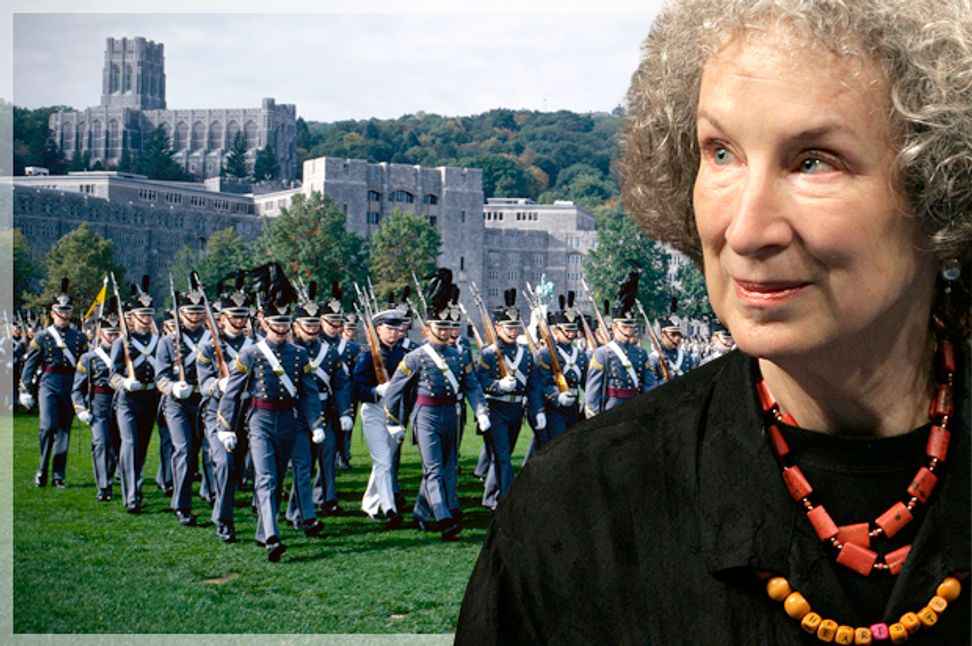 Margaret Atwood visits West Point for a frank conversation on gender, politics and oppression | Salon.com