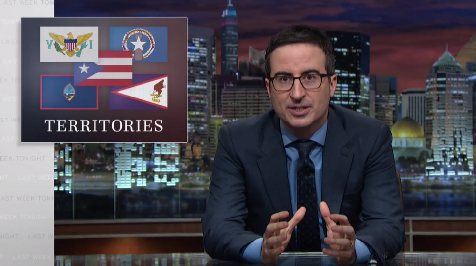 7 times John Oliver perfectly captured what's wrong with America — and triggered real reform | Salon.com
