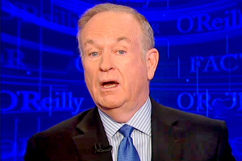 """Christians are targets"": Bill O'Reilly compares opponents of IN's religious freedom law to terrorists"