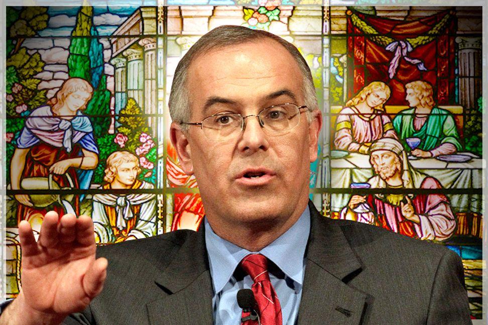 David Brooks, religious clown: Debunking phony Godsplaining from the New York Times' laziest columnist | Salon.com