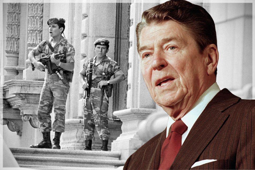 Ronald Reagan's genocidal secret: A true story of right-wing impunity in Guatemala | Salon.com