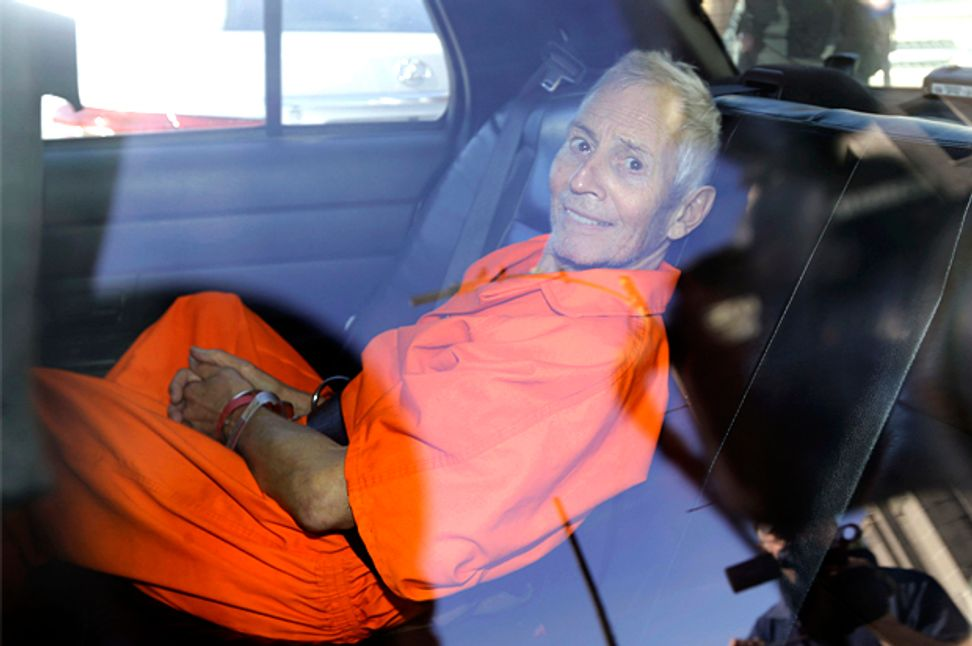 "Robert Durst is not a ""true psychopath,"" but childhood trauma could provide answers"
