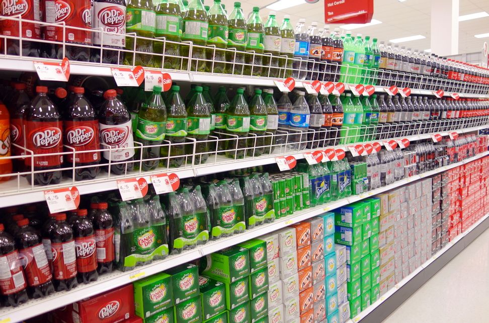 Diet soda could be making people fatter, new study says