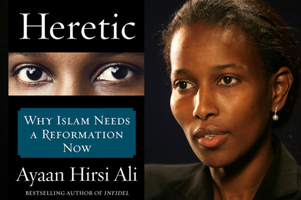 """""""Islam is not a religion of peace"""": Ayaan Hirsi Ali"""
