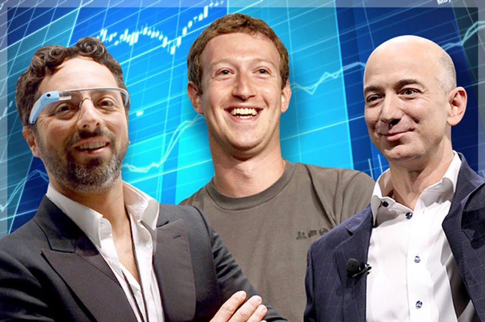 Our massive new monopolies: Amazon, Google and Facebook have the power to move entire economies