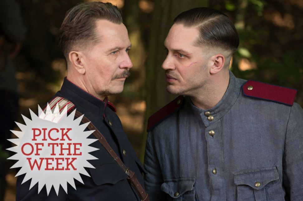 "Putin hates this film: KGB agent seeks redemption in ""Child 44,"" Tom Hardy's murky Soviet-era thriller"
