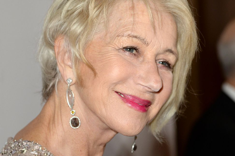 Helen Mirren says what many women and men know: Sex after 60 is hotter than ever | Salon.com