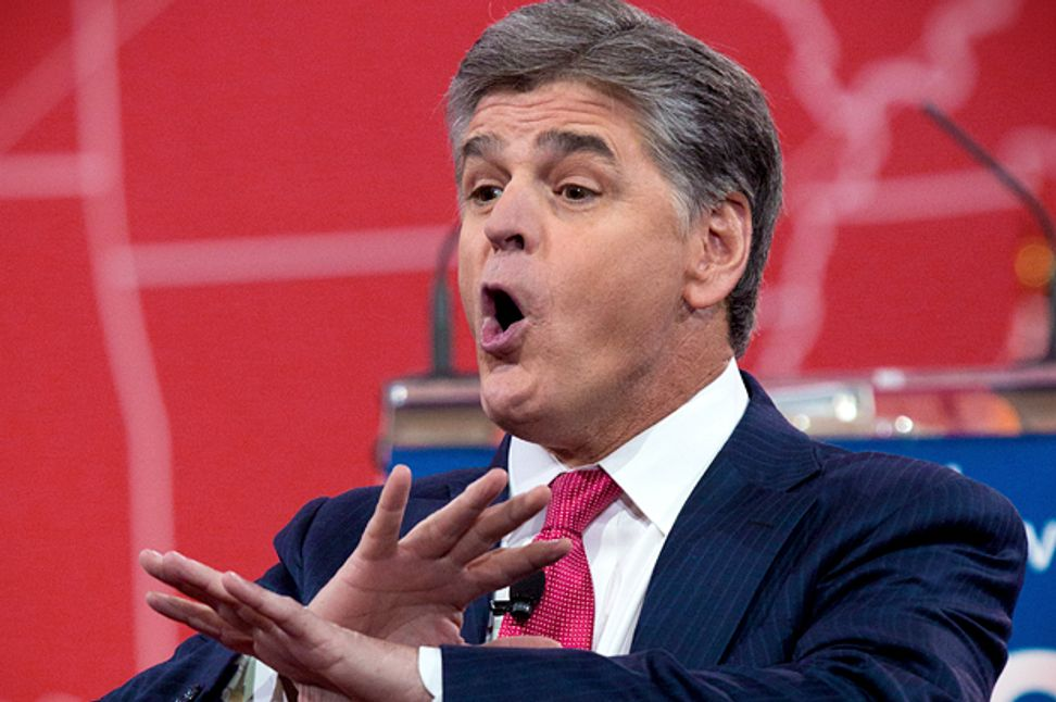 Sean Hannity is killing the GOP: Fox News & conservative media have the party in a stranglehold