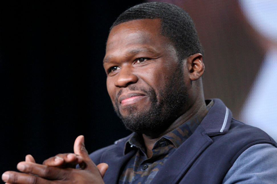 """The """"Power"""" of 50 Cent: """"People are going to be at the edge of their seats going, """"Yo!'""""   Salon.com"""