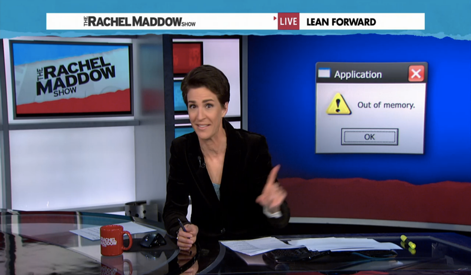 """Rachel Maddow slams Jeb Bush and Marco Rubio's half-assed Iraq answers: """"They weren't duped by the CIA!"""""""