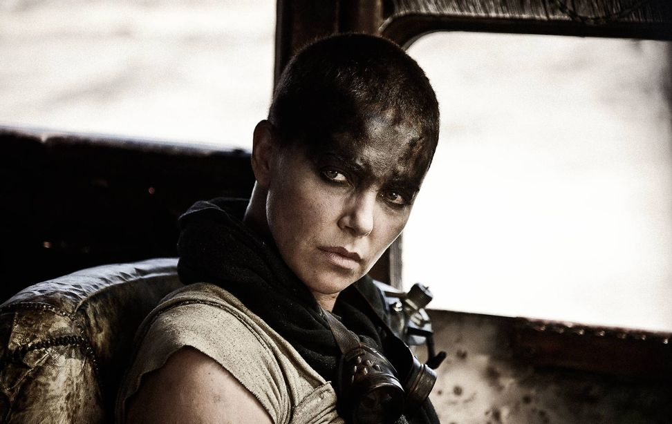 """""""Always maintain your masculinity"""": Misogynists freak out over Charlize Theron's role in """"Mad Max"""""""