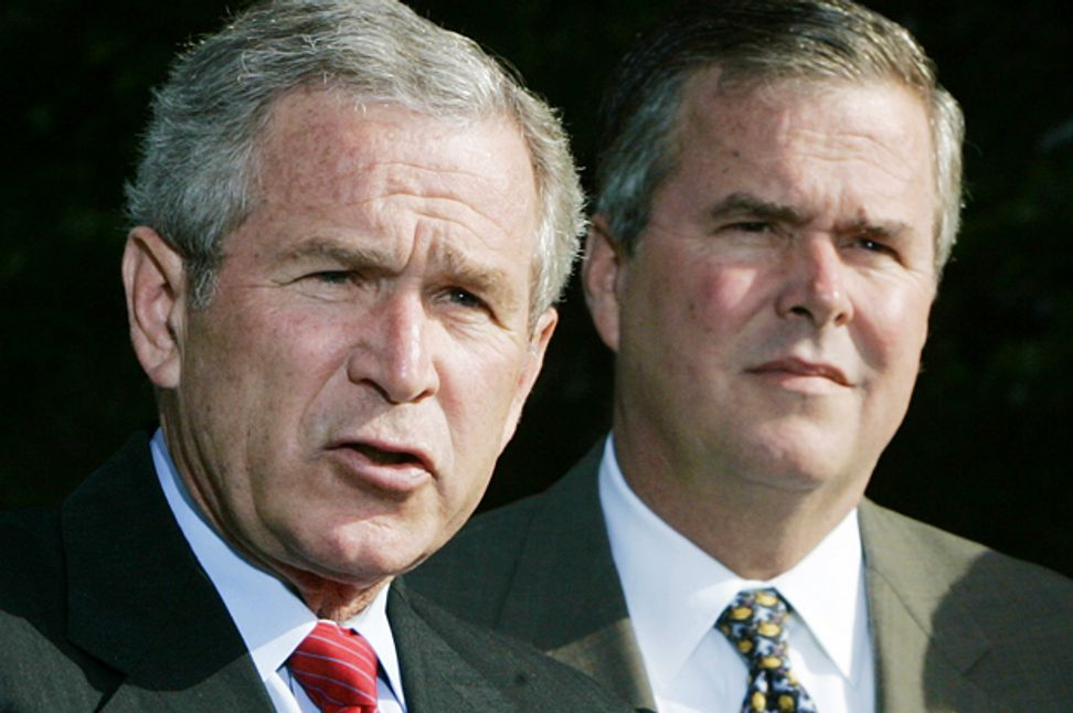 Jeb's latest Iraq War lie: Placating the neocons by blaming everything on Obama