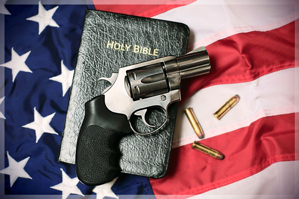Wingnuts have weaponized Jesus: How the religious right hijacked Christianity