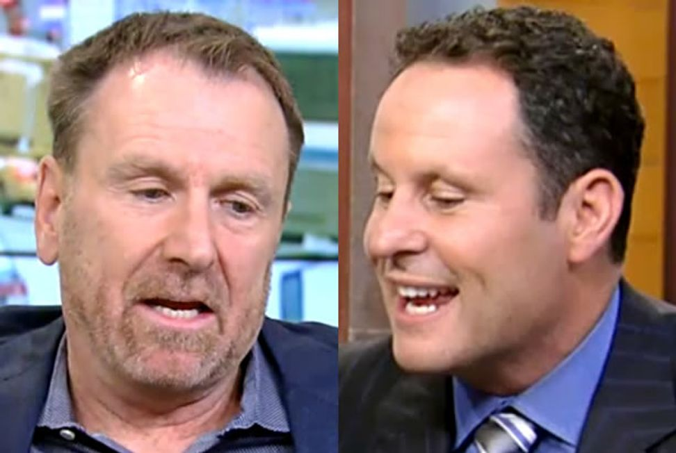 """Colin Quinn rebukes Jerry Seinfeld's P.C. police theory — much to the disappointment of """"Fox & Friends"""""""