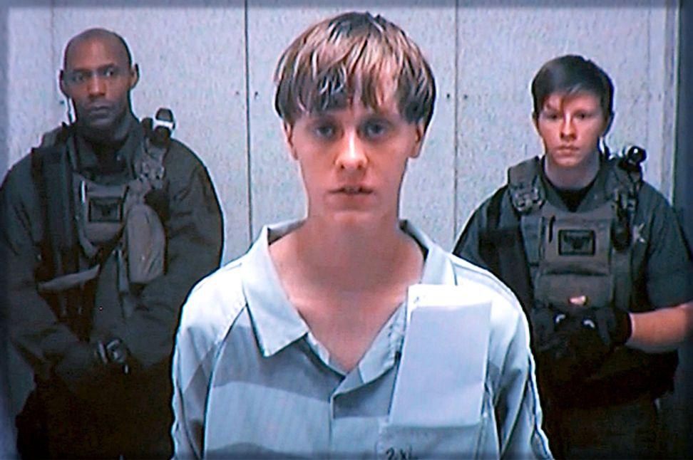 """Behind Dylann Roof's race war: The highly motivated secret white supremacy movement working toward """"the battle of Armageddon"""" 