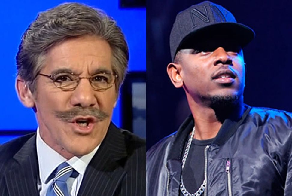 """Geraldo Rivera on Kendrick Lamar: """"Hip-hop does more damage to African-Americans than racism"""""""