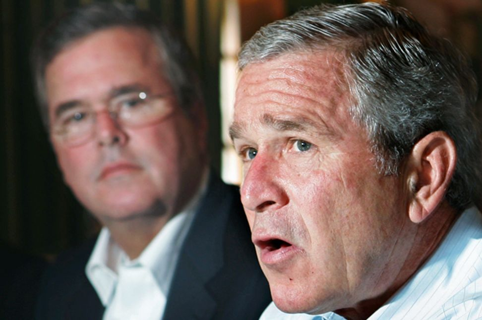 Wall Street is all in for Jeb! Enron, Goldman Sachs and the forgotten Bush legacy | Salon.com