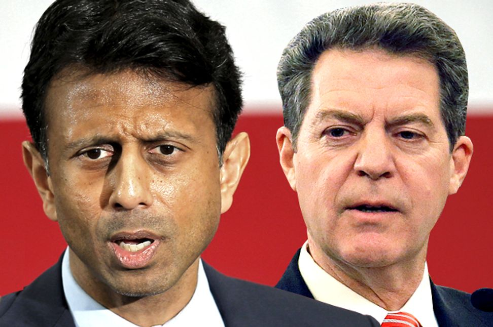 Brownback and Jindal go down in flames: America's worst governors proven bullies, liars, fools | Salon.com