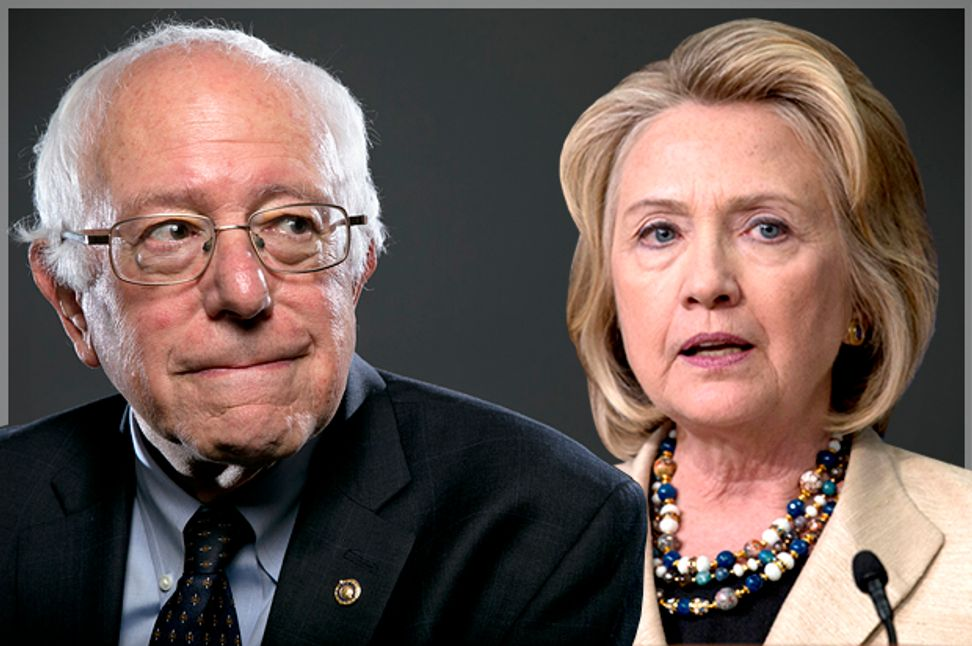 In one quote, Hillary Clinton shows how Bernie Sanders has upended the 2016 race