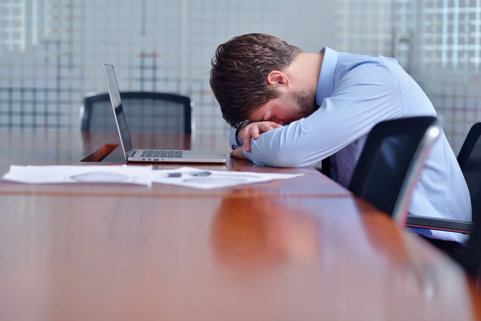 Plugged in and stressed out: Technology is killing the work-life balance