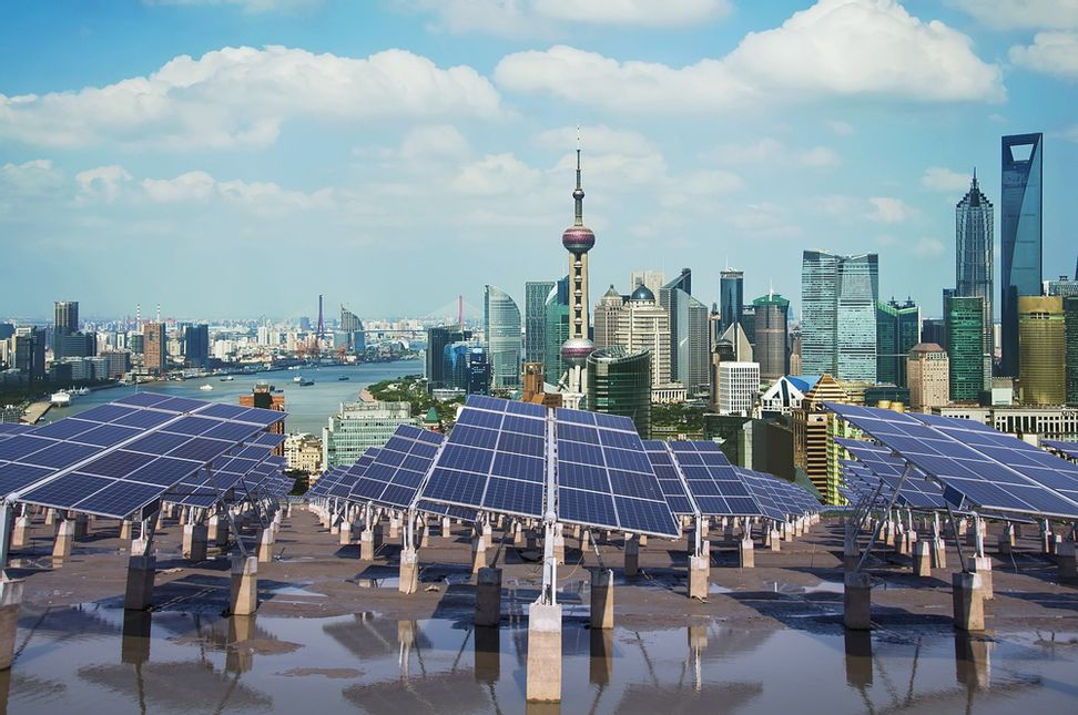 China just announced the details of its plan to fight climate change
