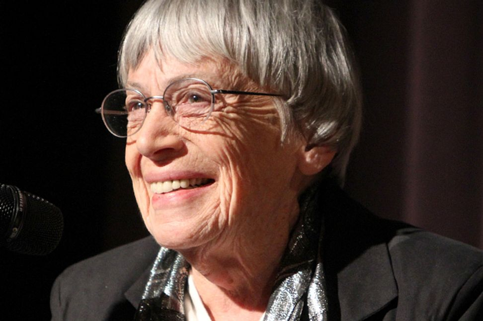 "Ursula K. Le Guin on myths, Modernism and why ""I'm a little bit suspicious of the MFA program"" 
