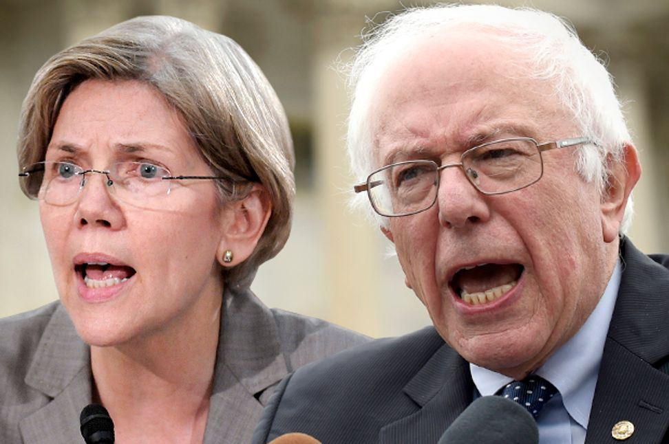 Elizabeth Warren could be a game changer: Most endorsements don't matter much, but hers would be a giant boost for Bernie