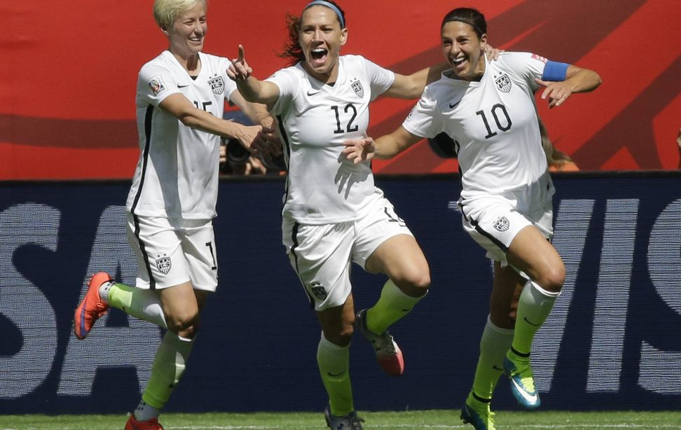 More people watched the Women's World Cup final than the NBA finals or Stanley Cup
