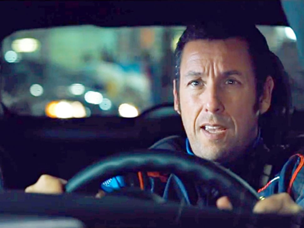 """Adam Sandler is finished: Why """"Pixels"""" may be his last gasp of crude misogyny  