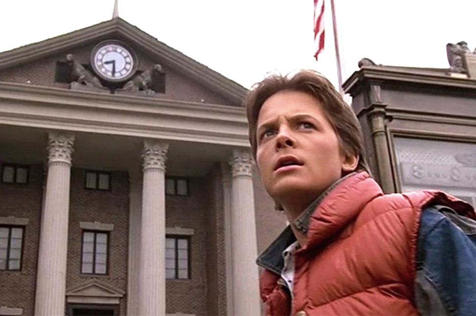 """Back to """"Back to the Future"""": The ride is gone, but the film's cross-generational appeal holds"""