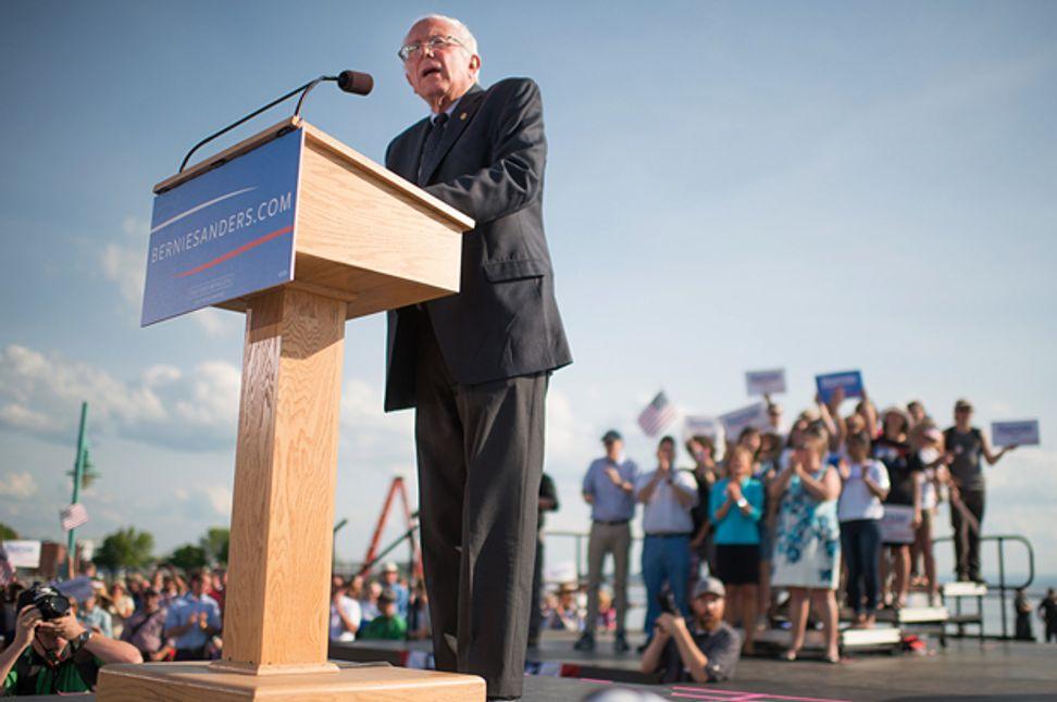 "It's Bernie Sanders' America: 5 ""radical"" ideas Americans strongly support   Salon.com"