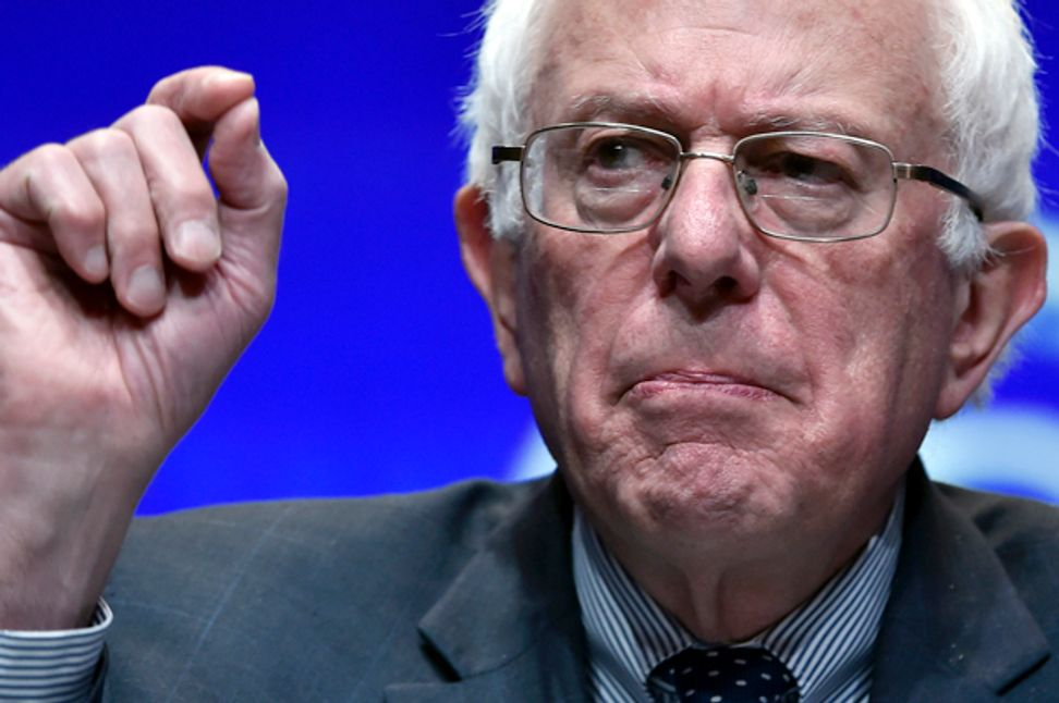 Why Bernie Sanders should be the 1 percent's candidate (yes, really)