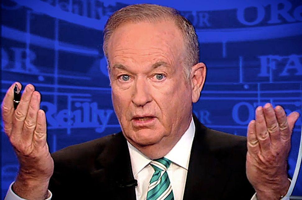 Fact-checking Bill O'Reilly's dumb, hateful lies: Fox News propaganda breaks new ground | Salon.com