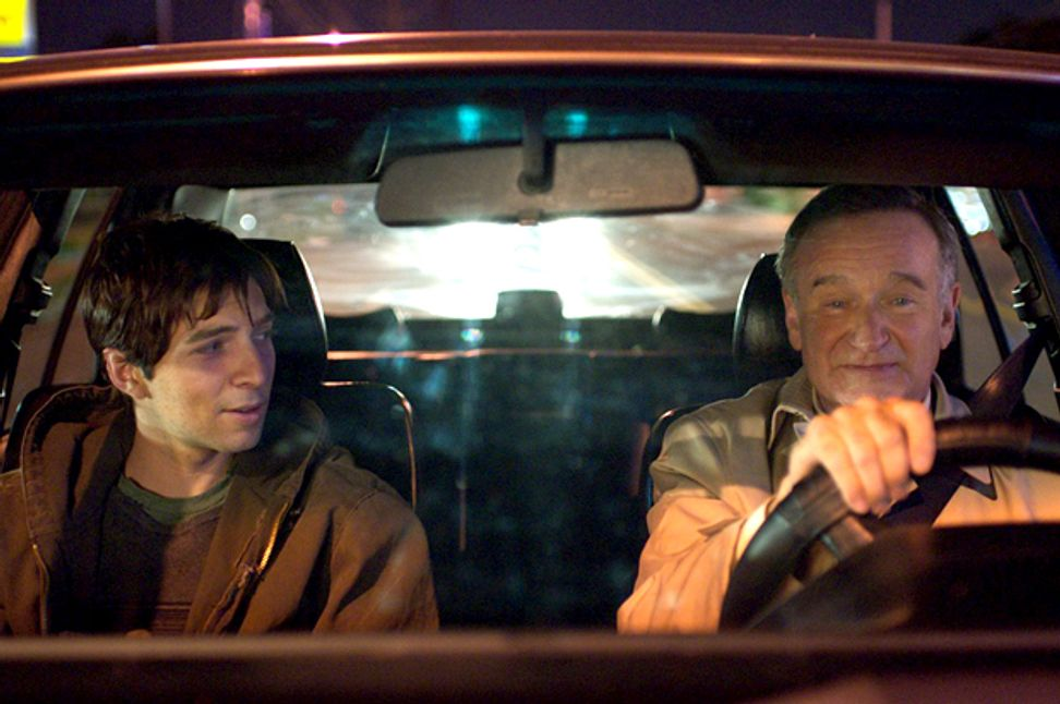 """""""Boulevard"""": In Robin Williams' tormented final role, the beloved star still doesn't know what he's looking for"""