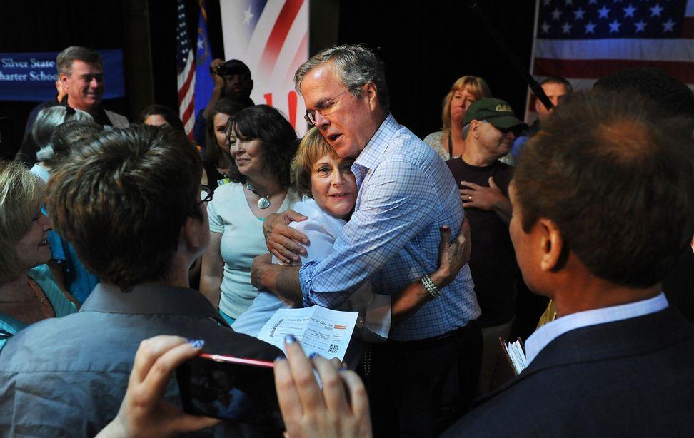 Jeb Bush didn't misspeak: The GOP wants to dismantle reproductive health programs