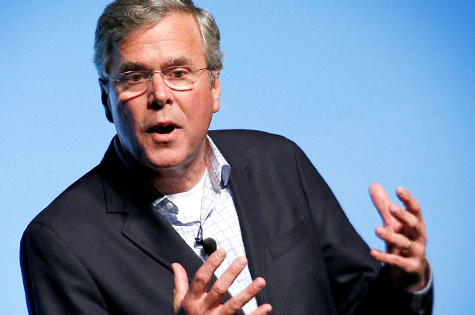 Jeb! for president never made any sense: Why his precipitous collapse is far from surprising