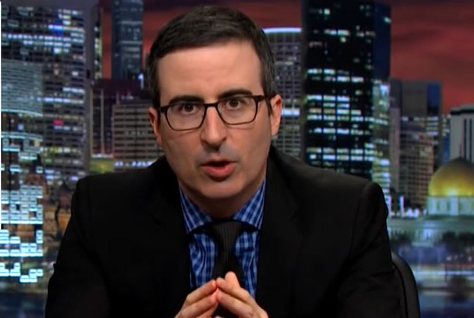 John Oliver gets results! New York City to change bail requirements for low-level offenders