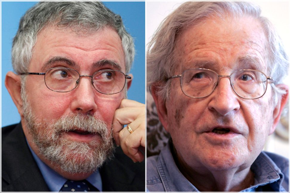 It's Paul Krugman vs. Noam Chomsky: This is the history we need to understand Paris, ISIS | Salon.com