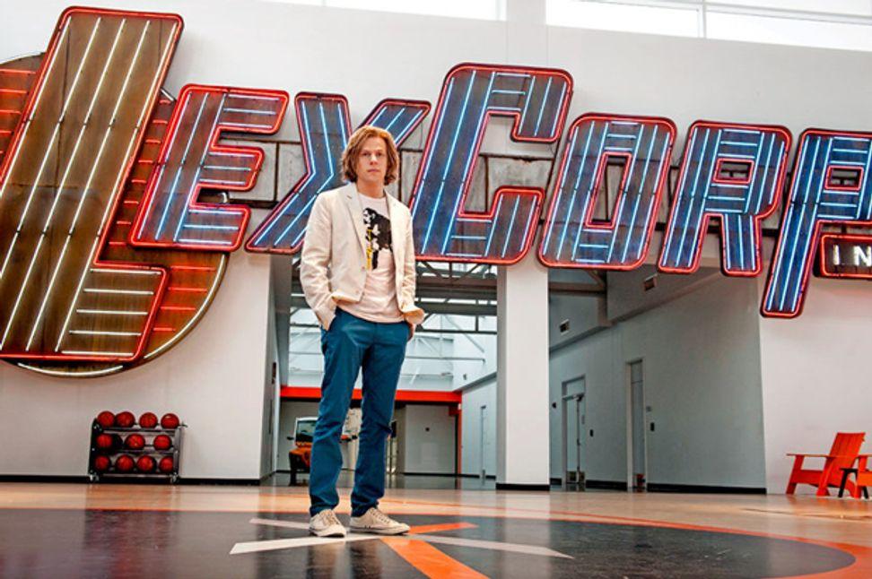 Jesse Eisenberg's new Lex Luthor could be Silicon Valley's Gordon Gekko | Salon.com