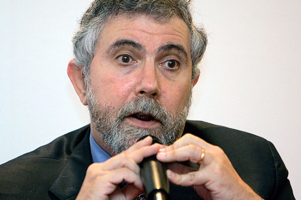 """Paul Krugman: Conservatives want you to believe there's """"a longer-term case in favor of vast inequality"""""""